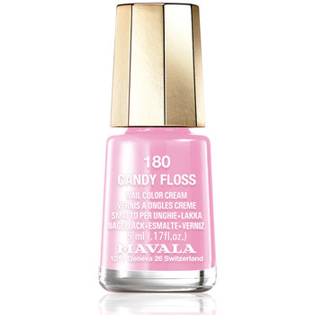 Belleza Mujer Esmalte para uñas Mavala Nail Color 180-candy Floss  5 ml