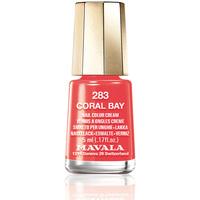 Belleza Mujer Esmalte para uñas Mavala Nail Color 283-coral Bay  5 ml