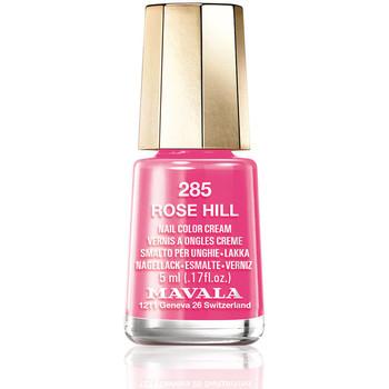 Belleza Mujer Esmalte para uñas Mavala Nail Color 285-rose Hill  5 ml