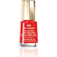 Belleza Mujer Esmalte para uñas Mavala Nail Color 286-red River  5 ml