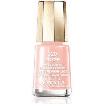 Belleza Mujer Esmalte para uñas Mavala Nail Color 320-rosee  5 ml