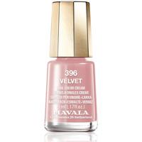 Belleza Mujer Esmalte para uñas Mavala Nail Color 396-velvet  5 ml