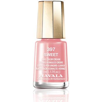 Belleza Mujer Esmalte para uñas Mavala Nail Color 397-sweet  5 ml