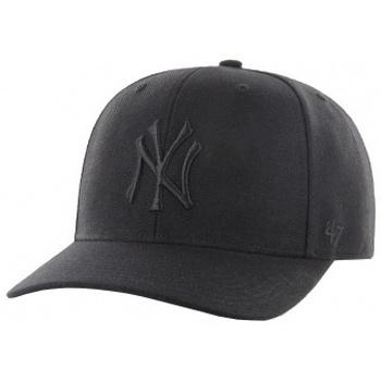 Accesorios textil Hombre Gorra 47 Brand New York Yankees Cold Zone 47 negro