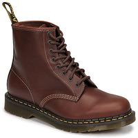 Zapatos Hombre Botas de caña baja Dr Martens 1460 Marrón
