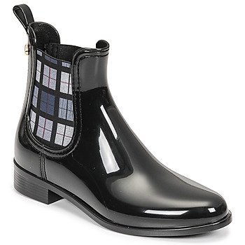 Zapatos Mujer Botas de agua Lemon Jelly ELIANA Negro