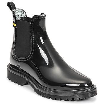 Zapatos Mujer Botas de agua Lemon Jelly MAREN Negro