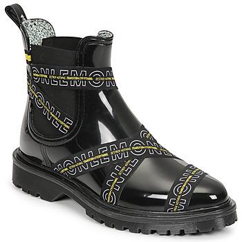 Zapatos Mujer Botas de agua Lemon Jelly SOLYN Negro