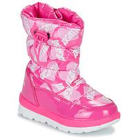 Zapatos Niña Botas de nieve Agatha Ruiz de la Prada APRESKI Rosa