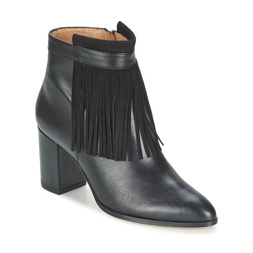 Los últimos zapatos de descuento para hombres y mujeres Zapatos especiales Fericelli JOVELIO Negro