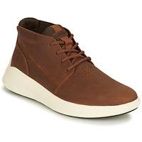 Zapatos Hombre Zapatillas altas Timberland BRADSTREET ULTRA PT CHK Marrón