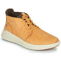 Zapatos Hombre Zapatillas altas Timberland BRADSTREET ULTRA PT CHK Beige