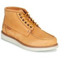 Zapatos Hombre Botas de caña baja Timberland NEWMARKET II BOAT CHUKKA Trigo