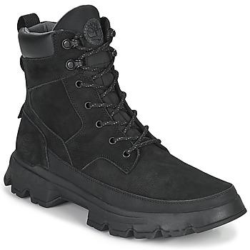 Zapatos Hombre Botas de caña baja Timberland TBL ORIG ULTRA WP BOOT Negro