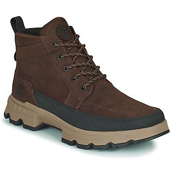 Zapatos Hombre Botas de caña baja Timberland TBL ORIG ULTRA WP CHUKKA Marrón