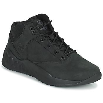 Zapatos Hombre Zapatillas altas Timberland SOLAR WAVE SUPER OX Negro