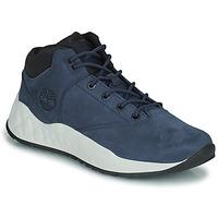 Zapatos Hombre Zapatillas altas Timberland SOLAR WAVE SUPER OX Azul