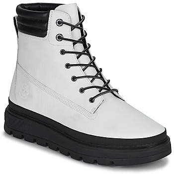 Zapatos Mujer Botas de caña baja Timberland RAY CITY 6 IN BOOT WP Blanco
