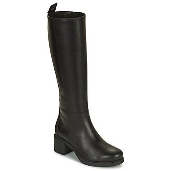 Zapatos Mujer Botas urbanas Timberland DALSTON VIBE TALL BOOT Negro