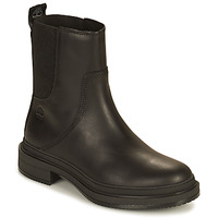 Zapatos Mujer Botas de caña baja Timberland LISBON LANE CHELSEA Negro