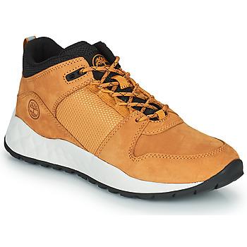 Zapatos Niños Zapatillas bajas Timberland SOLAR WAVE LOW Trigo