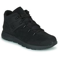 Zapatos Niños Zapatillas altas Timberland SPRINT TREKKER MID Negro