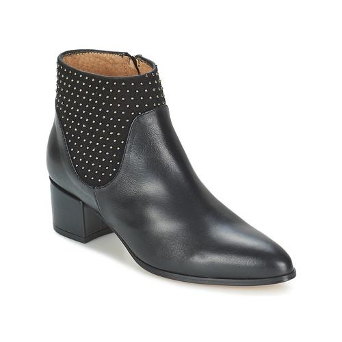 Venta de liquidación de temporada Zapatos especiales Fericelli TAMPUT Negro
