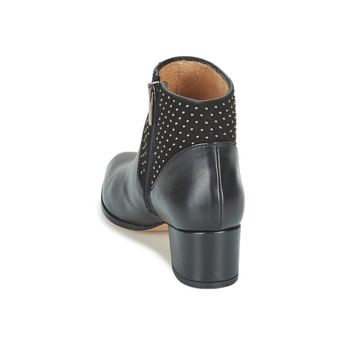 Tamput Fericelli Zapatos Mujer Negro Botines PywN0vm8nO
