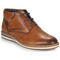 Zapatos Hombre Botas de caña baja Pikolinos AVILA Marrón