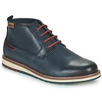 Zapatos Hombre Botas de caña baja Pikolinos BERNA Marino
