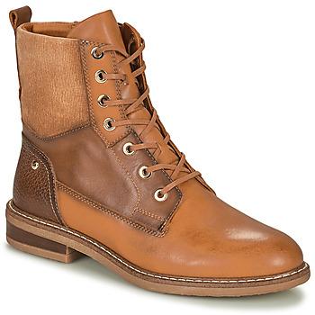 Zapatos Mujer Botas de caña baja Pikolinos ALDAYA Marrón