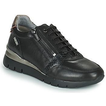 Zapatos Mujer Zapatillas bajas Pikolinos CANTABRIA Negro