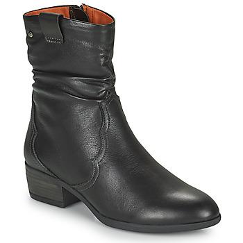 Zapatos Mujer Botines Pikolinos DAROCA Marrón