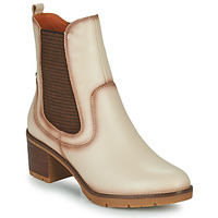 Zapatos Mujer Botines Pikolinos LLANES Marfil