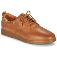 Zapatos Mujer Derbie Pikolinos MALLORCA Marrón