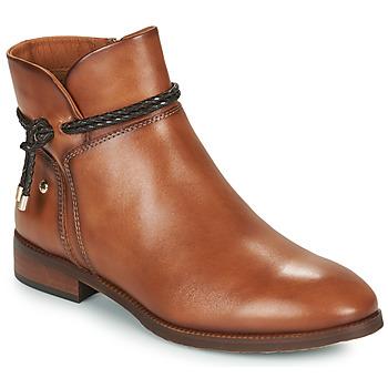 Zapatos Mujer Botas de caña baja Pikolinos ROYAL Marrón