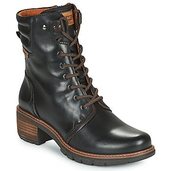 Zapatos Mujer Botines Pikolinos SAN SEBASTIA Negro