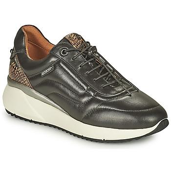 Zapatos Mujer Zapatillas bajas Pikolinos SELLA Negro