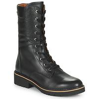 Zapatos Mujer Botas de caña baja Pikolinos VICAR Negro