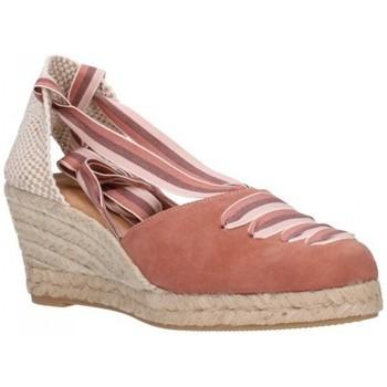 Zapatos Mujer Alpargatas Paseart ROM/A429 rosa prada Mujer Rosa rose