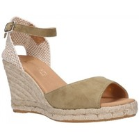 Zapatos Mujer Sandalias Paseart ADN/A383 bamboo Mujer Beige beige