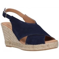 Zapatos Mujer Sandalias Paseart ADN/S393 marino Mujer Azul marino bleu