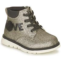 Zapatos Niña Botas de caña baja Chicco FLORINA Plata