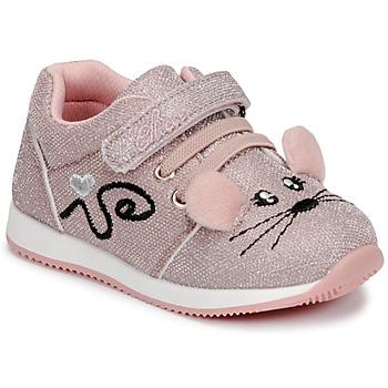 Zapatos Niña Zapatillas bajas Chicco FLEXY Rosa
