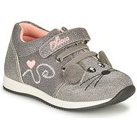Zapatos Niña Zapatillas bajas Chicco FLEXY Plata