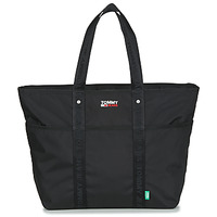 Bolsos Mujer Bolso shopping Tommy Jeans TJW CAMPUS TOTE Negro