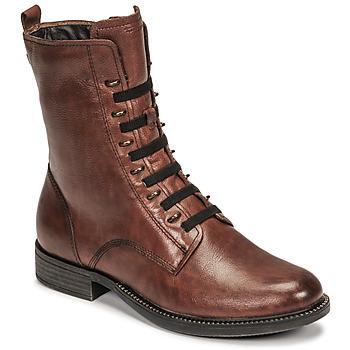 Zapatos Mujer Botas de caña baja Tamaris MISTAK Marrón