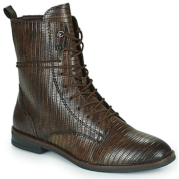 Zapatos Mujer Botas de caña baja Tamaris PEPIN Marrón