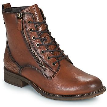 Zapatos Mujer Botas de caña baja Tamaris PEPIR Marrón