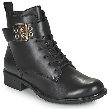 Zapatos Mujer Botas de caña baja Tamaris MOULIB Negro